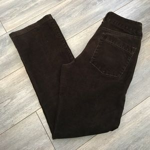 "J. Crew Pants - J. Crew ""Favorite Fit"" Corduroy Pants"